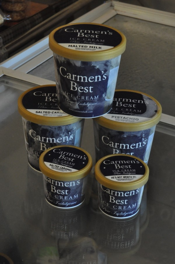 Carmens Best Ice Cream