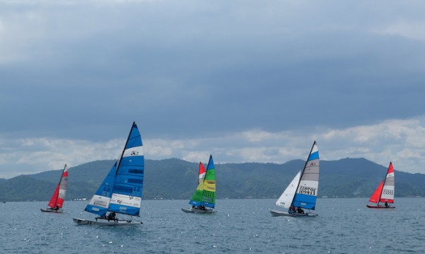 Philippine Hobie National Championship at Taal Lake