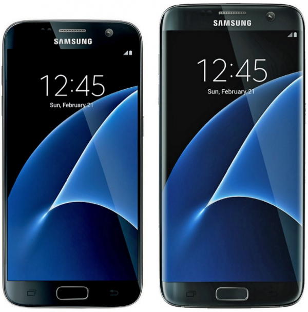Galaxy S7 Edge and S7