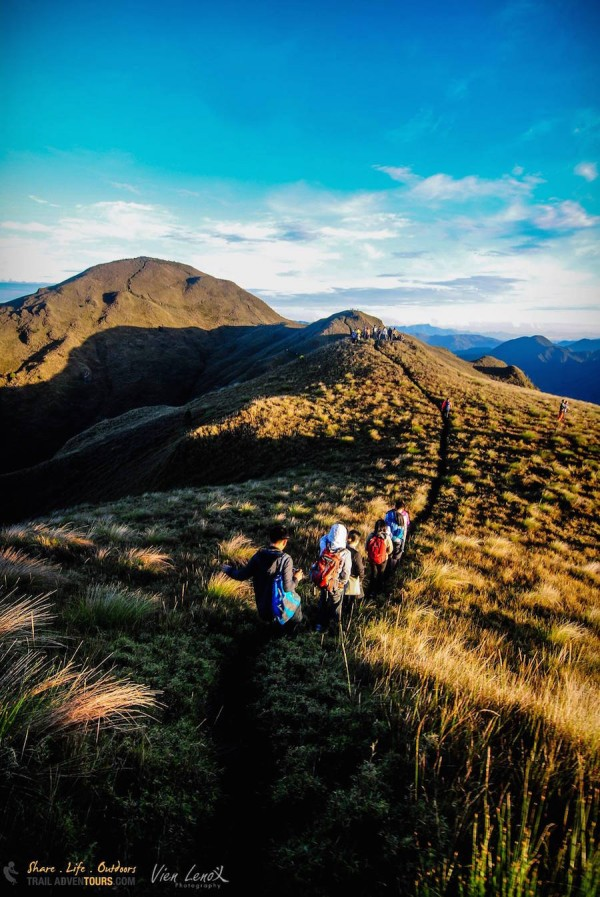 Mt Pulag Trail photo by TrailAdventours FB Page