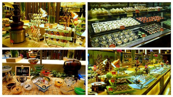 Desserts Section