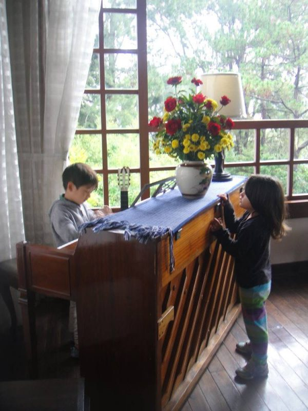 The kids are beloved at Hill Station