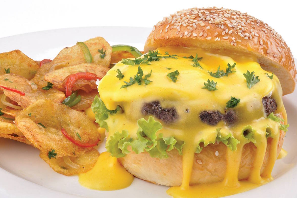 Filling Station: Experience Classic American Diner In the Heart Of Makati