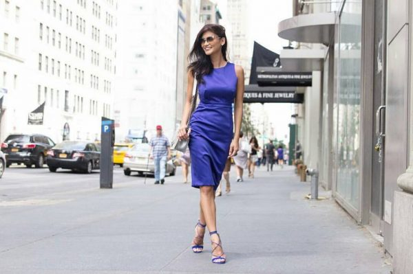 Pia Wurtzbach in New York