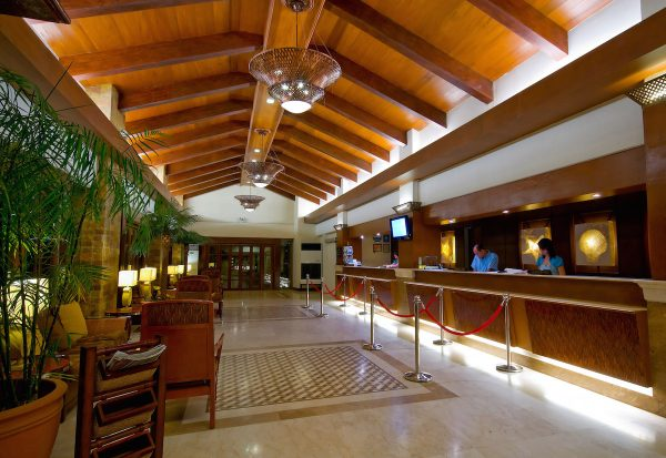Grand Lobby Photo from Henann Regency Resort and Spa