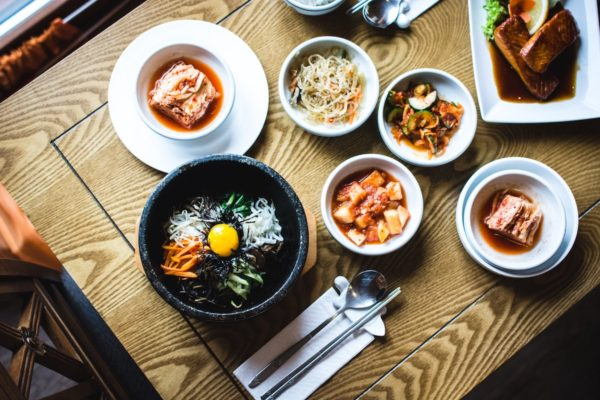 Must Eat Street Foods When You Visit Seoul photo by Jakub Kapusnak via Unsplash