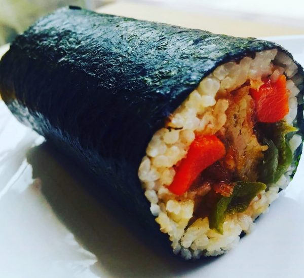 Pork Caldereta Roll