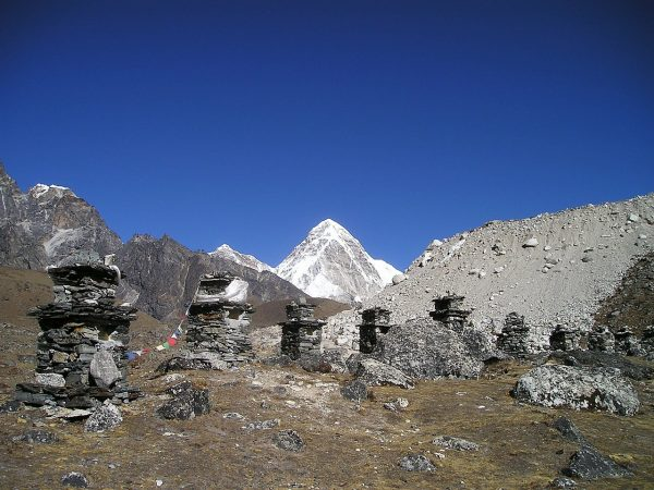 Rugged Trails of Nepal