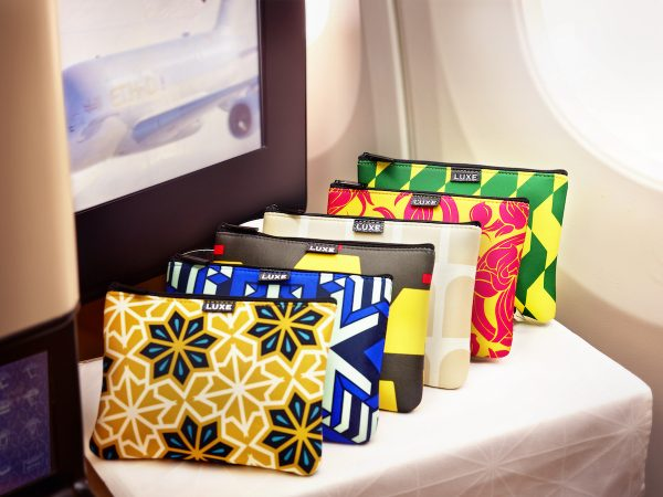 Etihad Business Class Amenity Kits