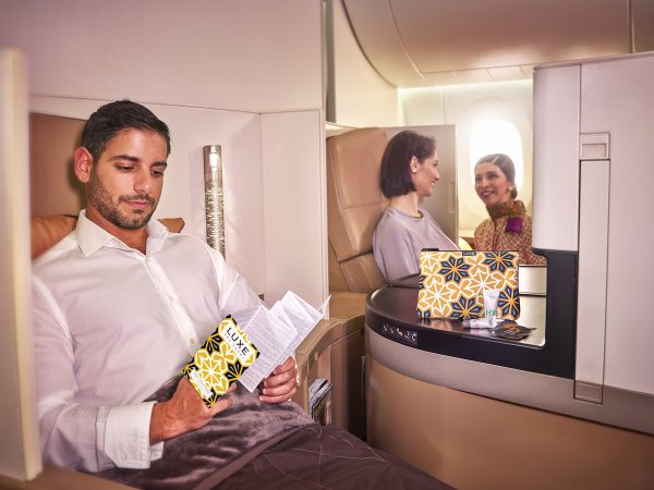 Etihad Business Class Male Amenity Kit