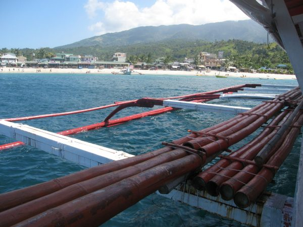 Boat Ride to Puerto Galera