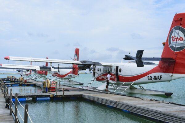 Maldives Seaplane Transfer Prices and Schedule