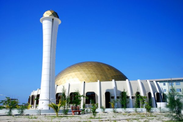 Mosque in Hulhumalé