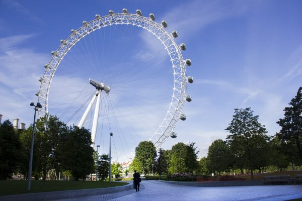 Visit the London Eye with Etihads Take Off in 2017 Promo