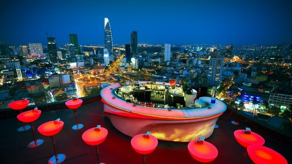Chill SkyBar in Ho Chi Minh
