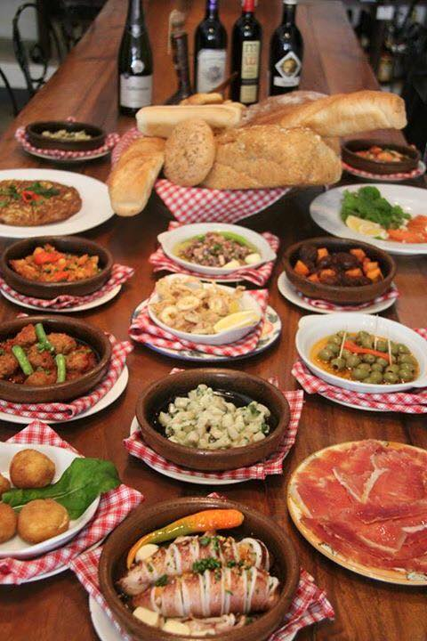 Saturday Tapas Nights at Dos Mestizos Spanish Restaurant