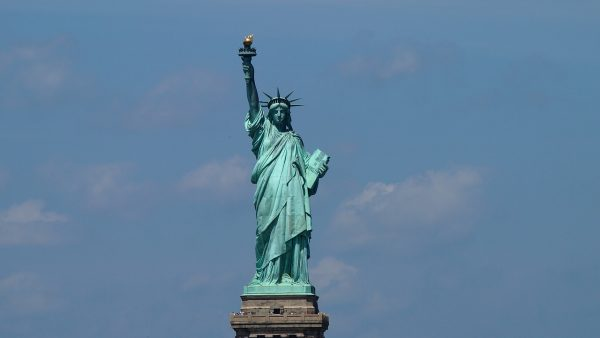 Statue of Liberty in New York City