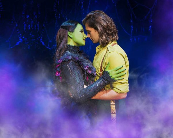 Wicked Musical Manila Tour