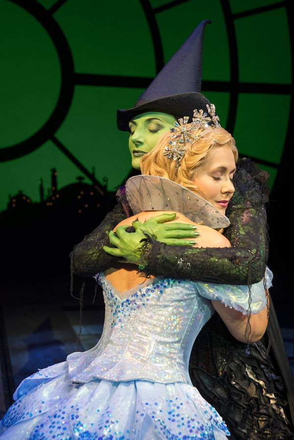 Wicked Musical UK International Tour