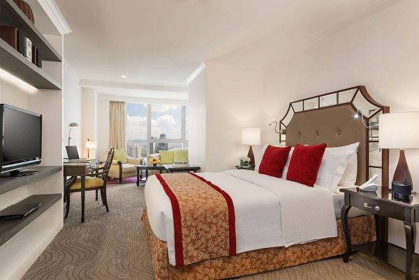 Junior Suite Deluxe at Discovery Suites
