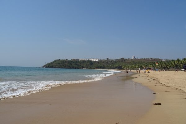 Less Crowded Beaches in Goa