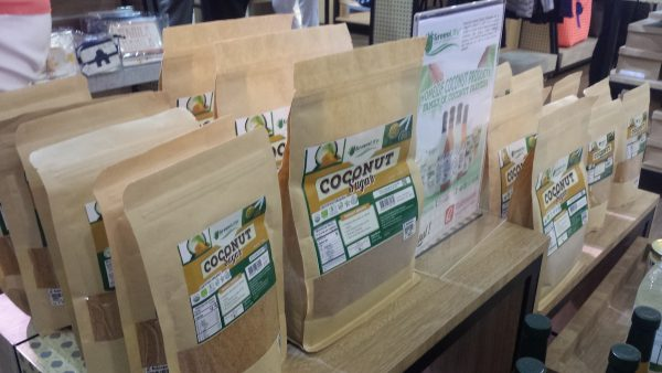 Organic products available in Go Lokal! outlet