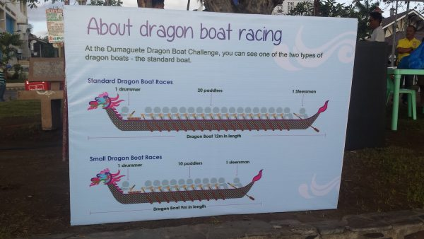 About Dragon Boat Racing