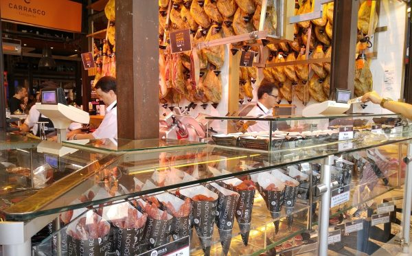 Iberico Ham and other meat products