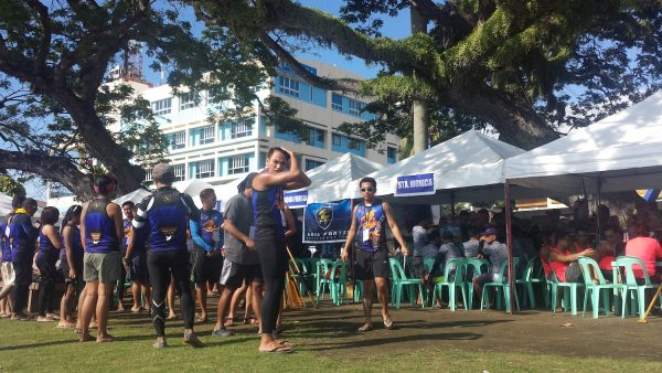 Metro Manila's Aqua Fortis is getting ready for the challenge