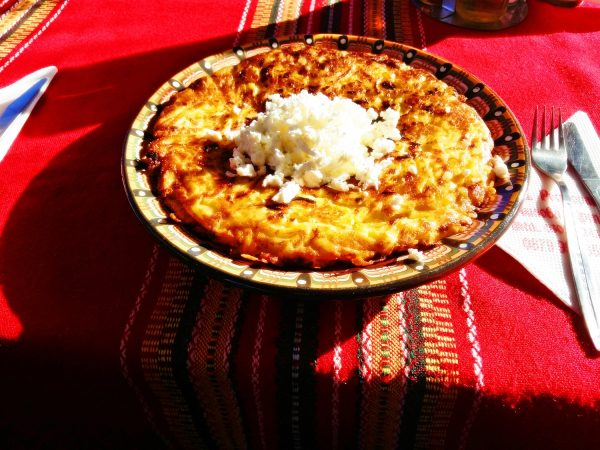 Try Patatnik if you are traveling to Bulgaria