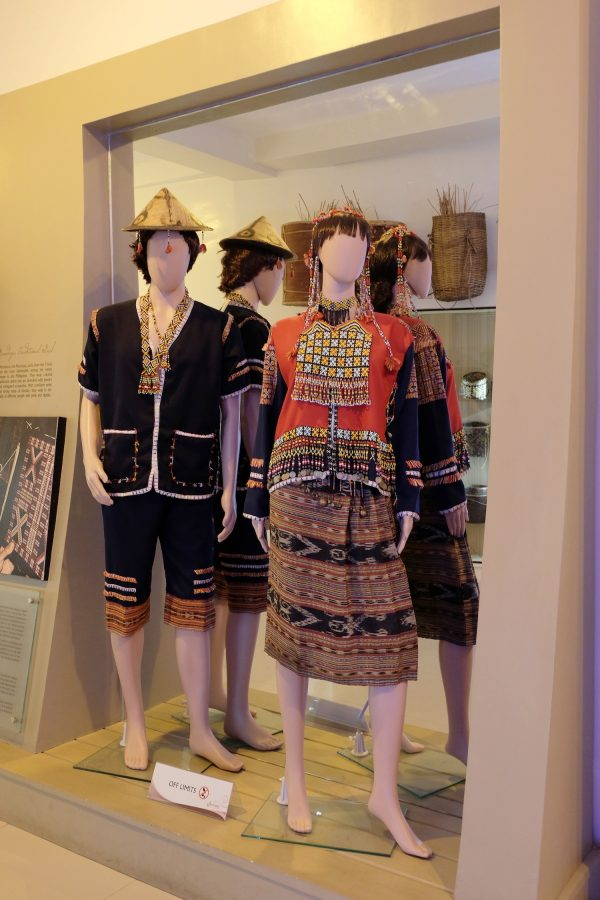 Typical Dress of Davao Oriental Tribes