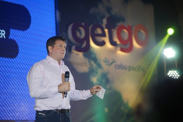 GetGo Loyalty Division general manager, Nik Laming, gives a message of thanks to their growing number of partners.