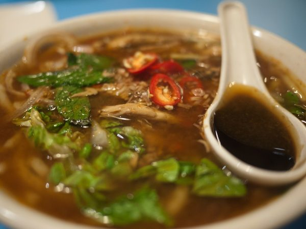 Authentic Peranakan Dishes in Penang, Malaysia