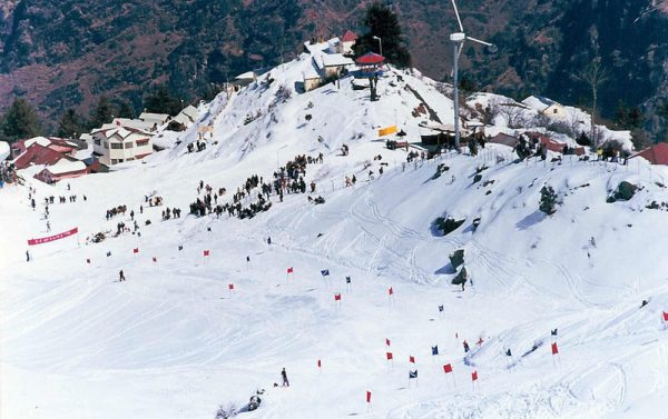 auli Hill Stations in India