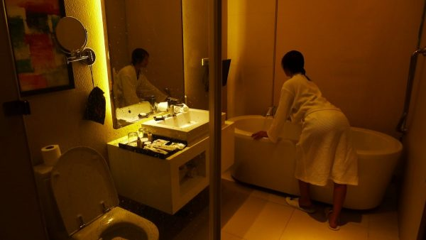 Fully-Equipped Bathroom at Room 903