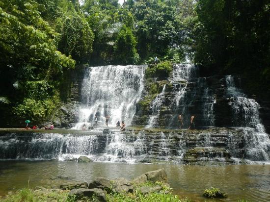 Merloquet Falls photo via Tripadvisor