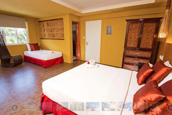 Suite courtesy of One Azul website