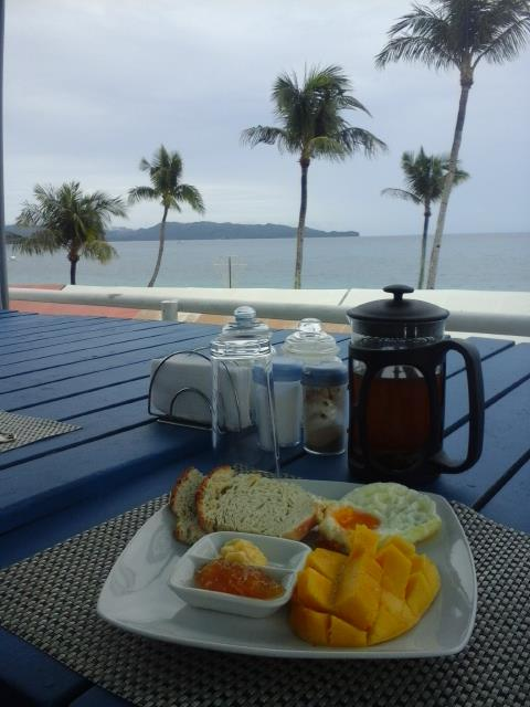 Complimentary Breakfast with French Press Coffee