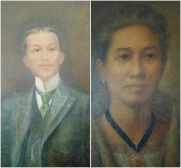 Felipe and Marcela Paintings