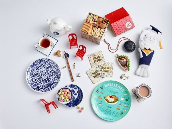 Unique local souvenirs are up for grabs at the Great Singapore Sale, enticing shoppers with the simplest of finds, such as Supermama plates, Clipper Tea ware, Democratic Society coffee shop chairs, and edible items from Naiise, The Farm Store, LOVE SG, X-mini 3, and a whole lot more.