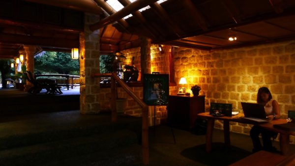 Reception Area at Mogambo Springs