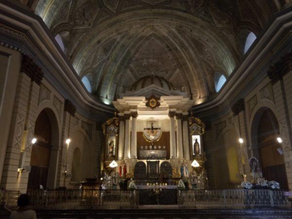 The Altar of the Basicila of Saint Martin of Tours