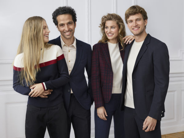 Uniqlo Ines de la Fressange Collaborations