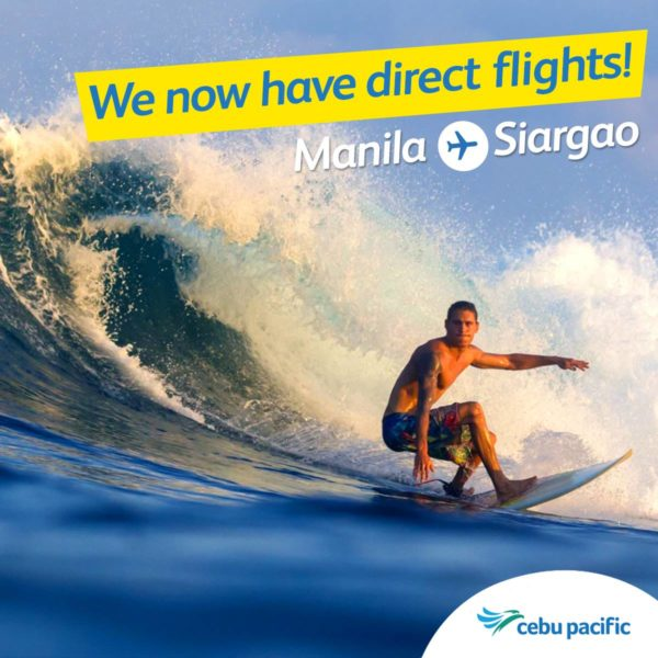 Direct Flights From Manila To Siargao