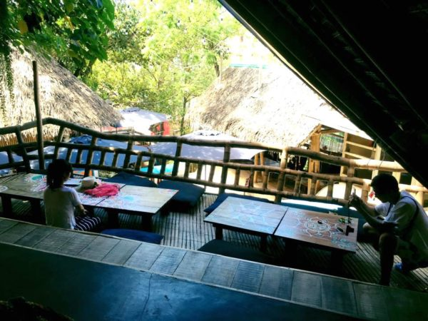 Chillout at Gypsea's open deck. Photo by Gypsea Shack Bar and Restaurant fb page