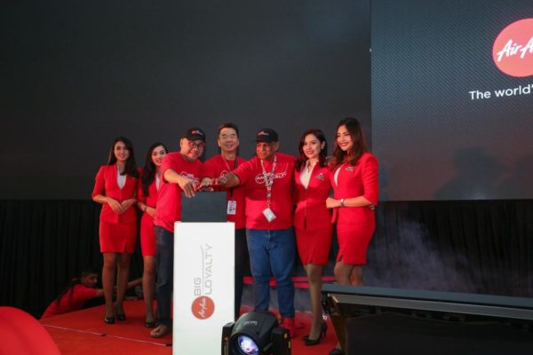 Frequent Flyer Programme Launch