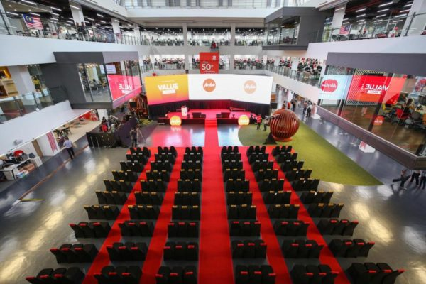 Frequent Flyer Programme of AirAsia held at RedQ in Malaysia