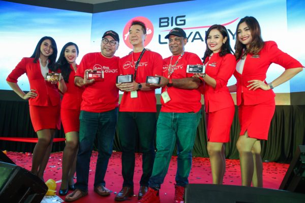 Join AirAsia BIG Freedom Flyer Programme