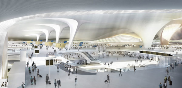 The World's Biggest Airport