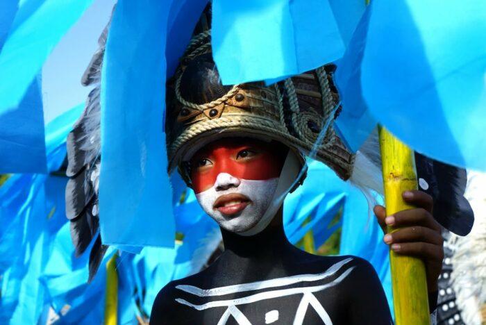 Biniray Festival in Romblon Island